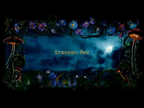 Alice In Wonderland Ending credits featuring Alice  Avril Lavigne