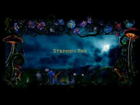 Alice In Wderland Ending credits featuring Alice  Avril Lavigne
