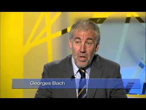 Astrid Lulling TV: Yves Mersch an Transport-Dossier'en - mam Georges Bach