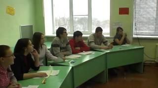 Классный час в 9 классе ведёт Спиридонова Г  И , 14 01 14