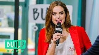 Bailee Madison Swings By To Chat About Her Book,