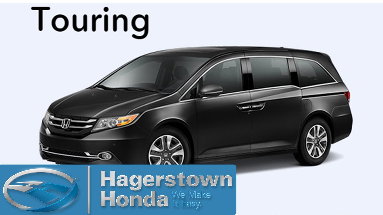 2016 Honda Odyssey Touring Colors Hagerstown