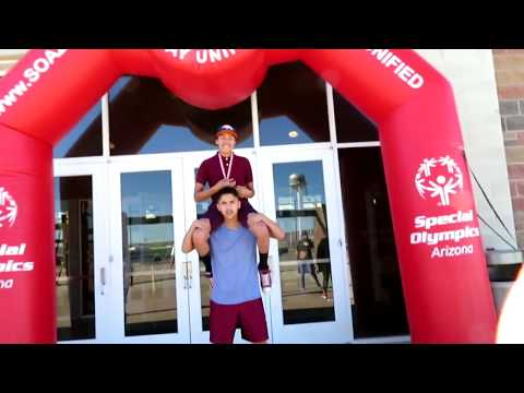 Special Olympics 2018 chinle, AZ