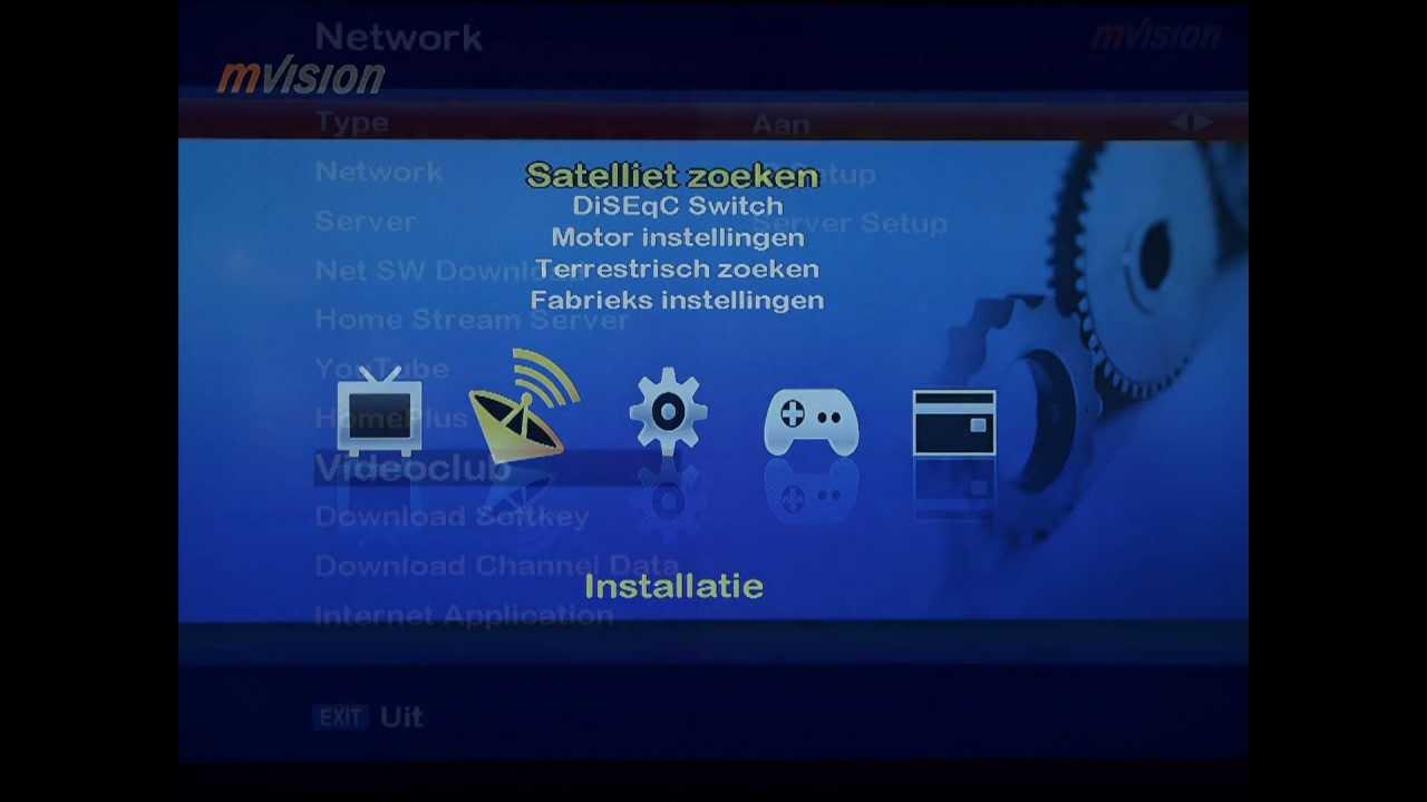 Mvision actualiza el firmware de su receptor hd 260 wifi | diesl.