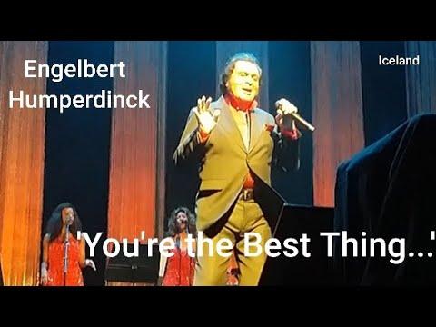 "ENGELBERT HUMPERDINCK 2017 💕 - ""YOU'RE THE BEST THING THAT EVER..."". Live in Reykjavik, Iceland."