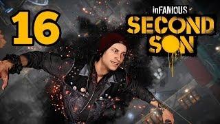 Прохождение Infamous: Second Son (Второй сын) — Часть 16: Сплошной обман