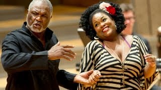 George Gershwin: Porgy and Bess / White · Moore · Rattle · Berliner Philharmoniker