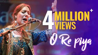 O Re Piya | Tanya Wells | Seven Eyes Band | Jashn-e-Rekhta 4th Edition 2017