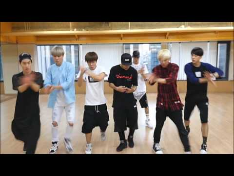 [FULL] GOT7 - Around The World Dance Practice (Close-Up Version)