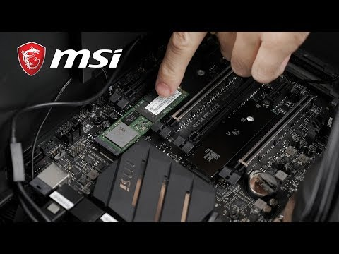 MSI Pro Cast#16 –Easy M 2 SSD RAID 0 Configuration Setup | Gaming  Motherboard | MSI