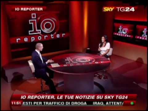 My Sky Tg24 TV Interview (English Subtitles)