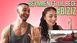Reynmen ft Lil Bege Biziz Turkish Youtuber Rap Diss Reaction  Jay  Rengin