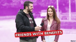 ΈΧΕΙΣ FRIENDS WITH BENEFITS ?