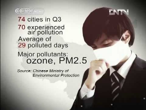 Hebei Province the most polluted area in China