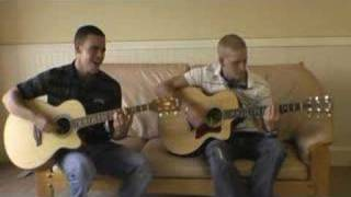 Simple Plan-Perfect acoustic(Ben & Gregg)