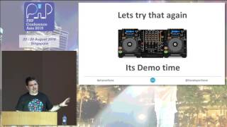 The sound of PHP - PHPConf.Asia 2016