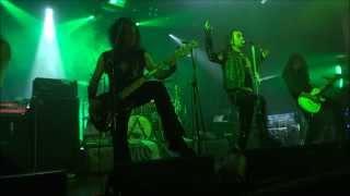 Moonspell - New Tears Eve @ St.Petersburg 02/11/2013