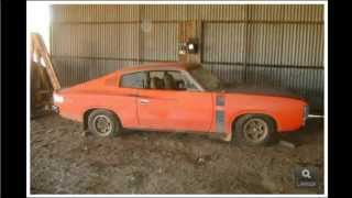 Farm Clearing Sale - 1971 Chrysler Valiant RT Charger - Only 7000 Miles - Deceased Est