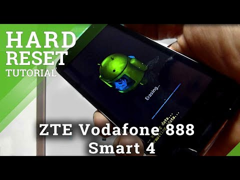 Hard Reset VODAFONE Smart Prime 7 VFD 600 - HardReset info