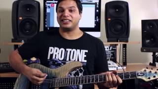 Misha 'Bulb' Mansoor - Periphery - Mayones Regius 6 MM 4Ever Video Presentation