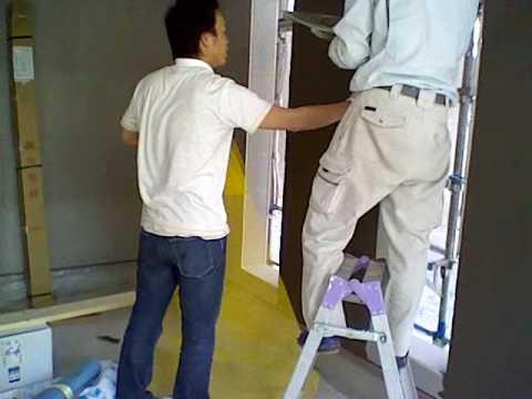 新築-sto外壁工事