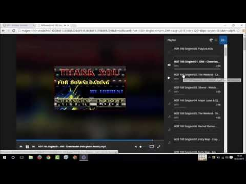 Project Maelstorm - Torrent Based Browser for Video & Music