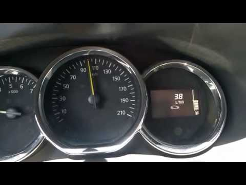Замена топливного фильтра на рено дизель 1 5