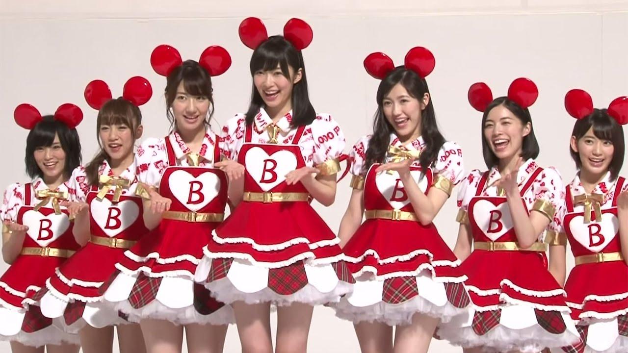 """AKB48新""""神7""""が出演!!バイトル「神7」新CM&メーキング映像 - YouTube"""