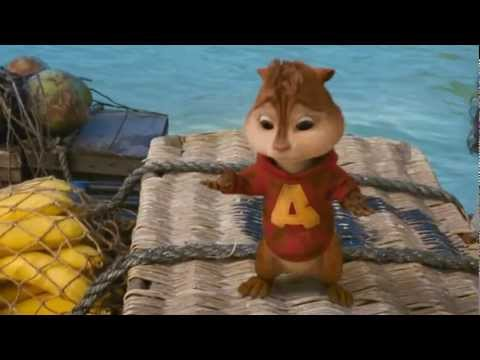 ♫ Alvin & the Chipmunks - Give me everything (Pitbull) |Music Video| ♫♪