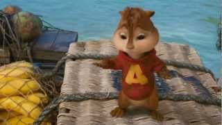 Alvin The Chipmunks Give Me Everything Pitbull Music Video