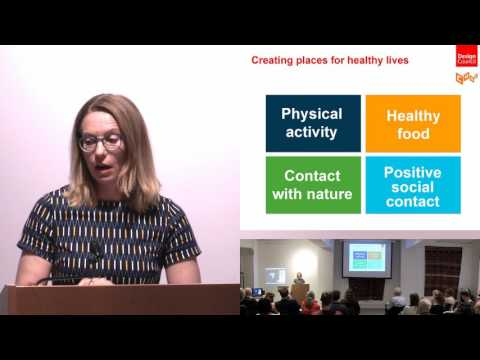 Health and Urban Design: Creating Healthy Places