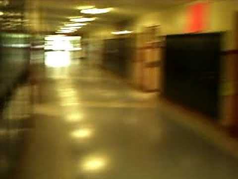 Walking though the halls of South Glens Falls High school