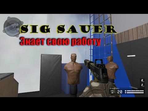 warface SIG Sauer P226 C знает свою работу