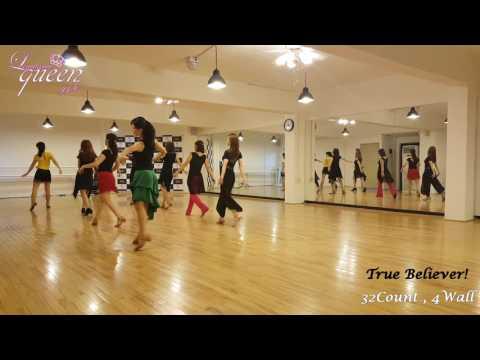 True Believer! Line Dance