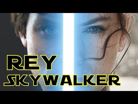 REY SKYWALKER (Wycieki Epizodu 8)