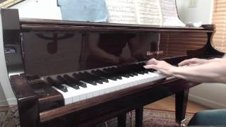 J.S. Bach Fugue No. 12 in F minor, BWV 881 (Book Two, Well-Tempered Clavier) HD