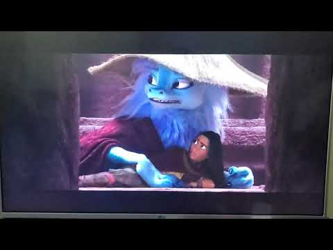 Raya and the Last Dragon TV Spot 14: A Toot N Boom In Theaters or on Disney Plus Now Rated PG