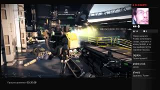 Killzone Shadow Fall Multiplayer (PS4) запись стрима часть3
