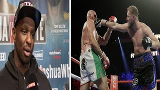 BREAKING NEWS: DILLIAN WHYTE VS OTTO WALLIN IN DECEMBER, WHYTE CALL'S OUT WALLIN !