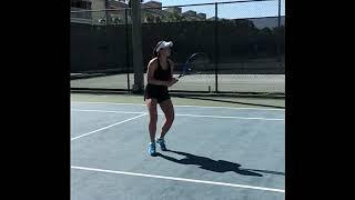 Satomi Momose  Spring 2019 Tennis  Japan