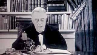FDR Second Bill of Rights Speech Footage