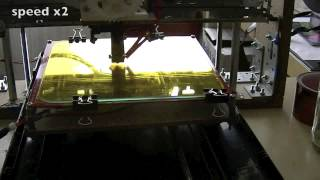 3D Printer Made From Scrap Parts