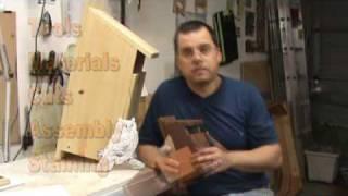 Making An Owl Box : Part 1 : Tools