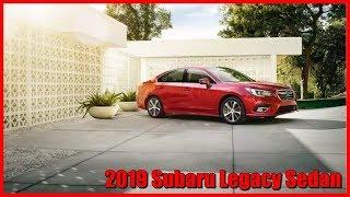 2019 Subaru Legacy Sedan Picture Gallery