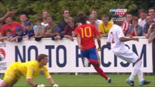 spanien u19 vs england
