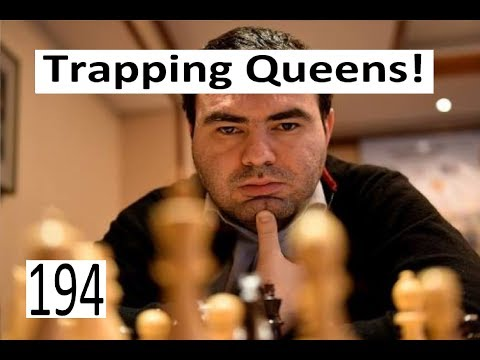 Queen traps in the 2017 World Championship qualifiers!