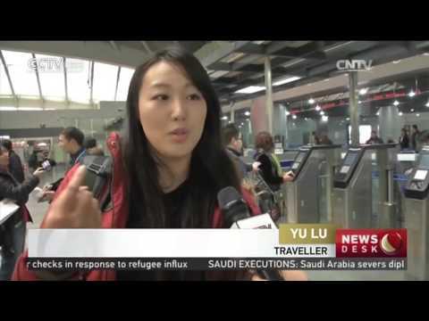 Shanghai international cruise port introduces e-pass