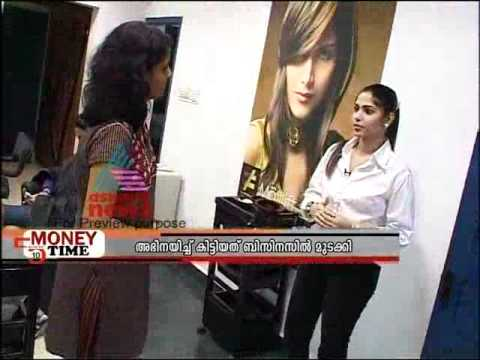 Muktha's Beauty parlour- Money Time  Oct 09,2011 Part 2