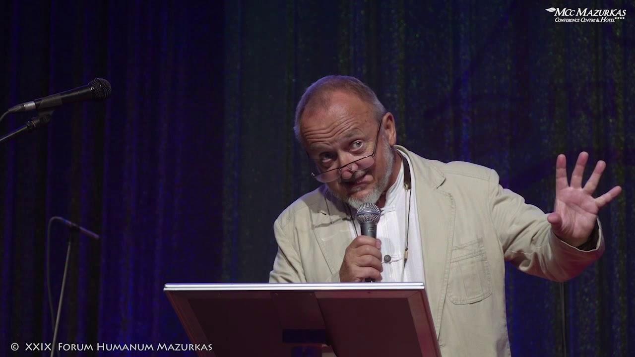 XXIX Forum Humanum Mazurkas-Marek Majewski o żeglarstwie