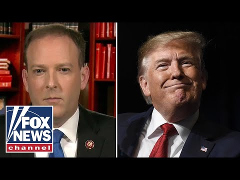 Rep. Lee Zeldin Defends Trump Following Backlash Over His 'Disloyalty' Remarks